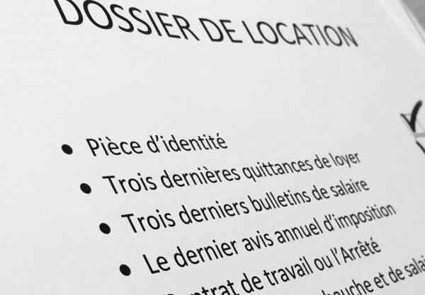 Locataire : comment préparer son dossier de location
